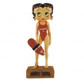Figura Betty Boop Maitrenageuse - colección N ° 24