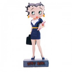 Figurine Betty Boop Femme d'affaires - Collection N°20
