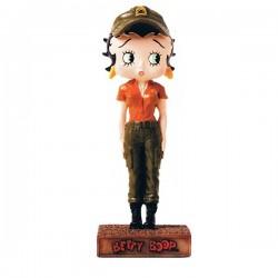 Figura militare di Betty Boop - collezione N ° 15