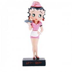 Figura Betty Boop camarera de restaurante - colección N ° 21