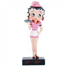 Figuur Betty Boop restaurant serveerster - collectie N ° 21