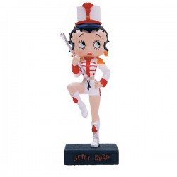 Figurine Betty Boop Majorette - Collection N°23