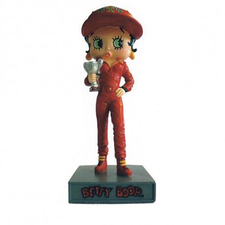 Figura a Betty Boop piloto - colección N ° 11
