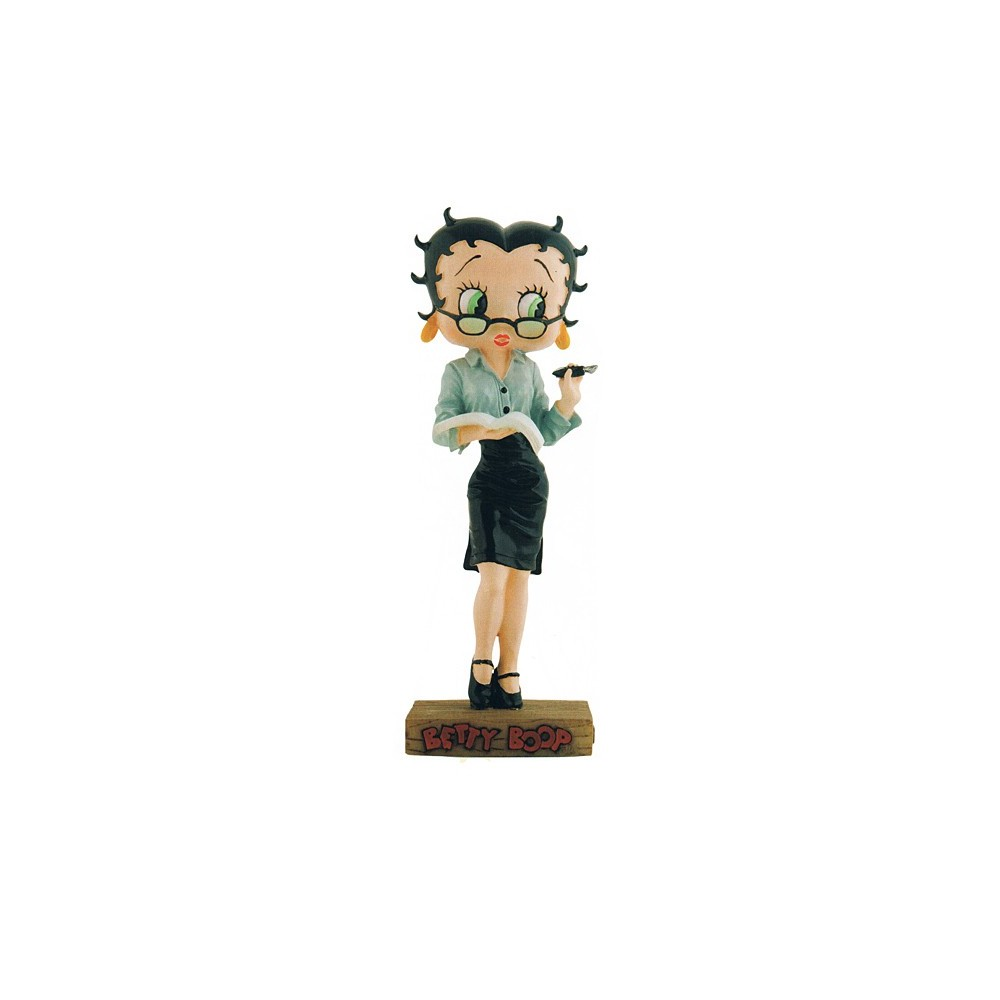 Collection N°54 Figurine Betty Boop Shopping Girl