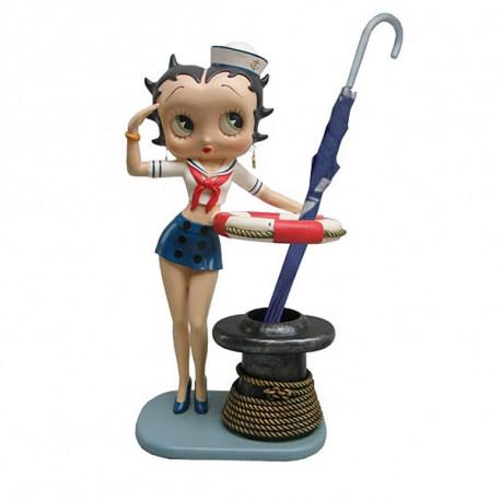 Statue-Betty Boop-Segler 92 CM