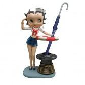 Marinaio di Betty Boop statuetta 92 CM