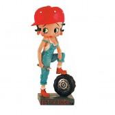 Figure Betty Boop garage - Collection N ° 5