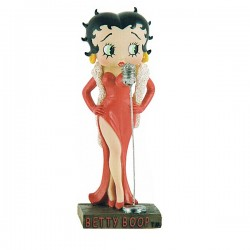 Figure Betty Boop cabaret singer - Collection N ° 1