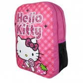 Mochila escolar Hello Kitty 42 CM Rosa