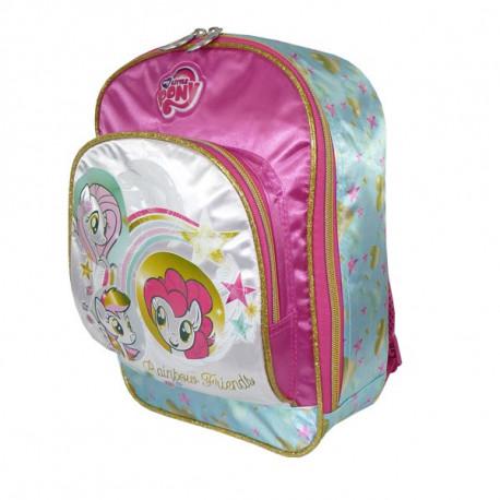 Mochila escolar maternal Little Pony 30 CM