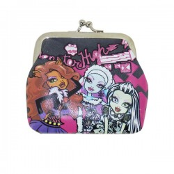 Brieftasche Monster hoch 9 CM