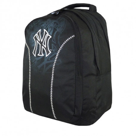 New York Yankees schwarz 45 CM - 2 cpt-Rucksack