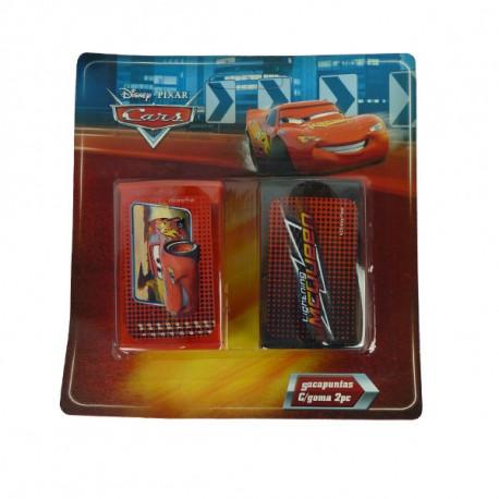 Waist pencil Cars Disney - set of 2