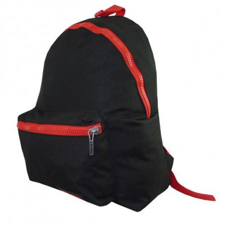 Backpack Diesel black 43 CM