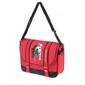 Teo Jasmin Rouge 39 CM high-end shoulder bag