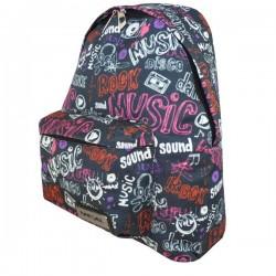 Diesel Music 43 CM high-end backpack