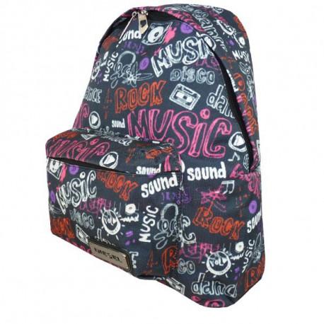 Backpack Diesel Music 43 CM