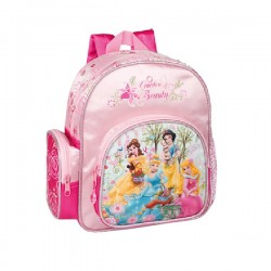 Sac à dos Princesse Garden of Beauty maternelle 28 CM