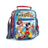 Insulated snack bag Mickey Turn up 22 CM