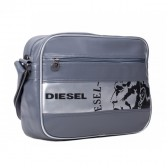 Borsa v Diesel antracite leggenda 37 CM di altezza