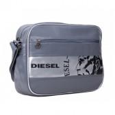 Tas Zie Diesel antraciet legende 37 CM hoog