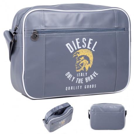 Tasche siehe anthrazit Diesel nur der Brave 37 CM hoch