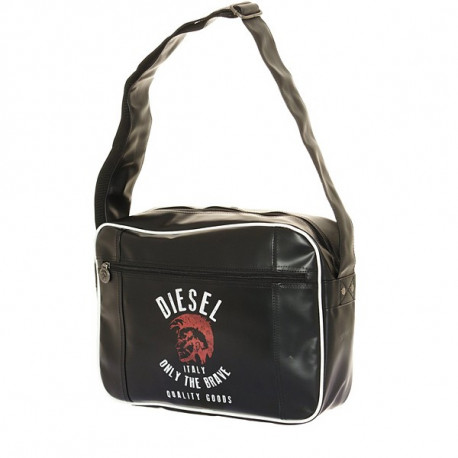 Bag see Diesel black Only the Brave 37 CM high
