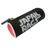 Trousse Japan Rags Noire & Rouge 22 CM