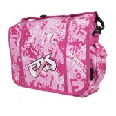Bolsa de Eastwick Gucci Colección 38 CM calle rosa