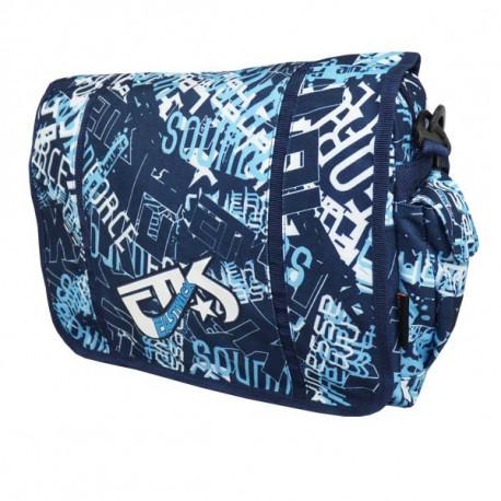Bolso de 38 CM calle azul de colección de Eastwick Gucci