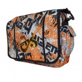 Sac besace Eastwick Gucci collection 38 CM Street Orange