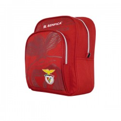 Red SL Benfica maternal 27 CM backpack