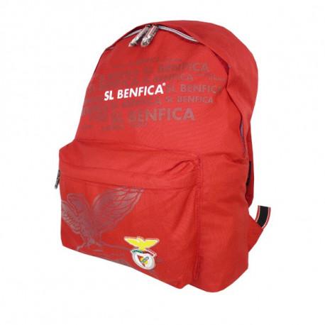 Sac à dos SL Benfica 42 CM Borne rouge