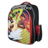 Taz 43 CM Tazmania Devil high-end backpack