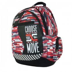 Moto GP 43 CM high-end backpack