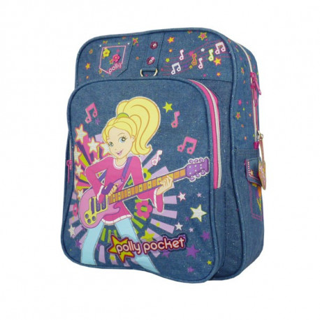 Polly Pocket 36 CM maternal backpack