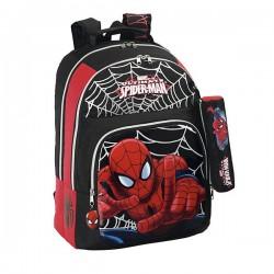 Spiderman Ultimate 42 CM top of range + kit - bag backpack
