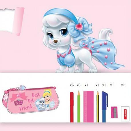 Kit stocked Palace Pets Princess Cinderella 20 CM with 17 pieces