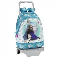 Trolley bag Frozen 42 CM trolley ICE premium - Binder snow Queen