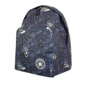 Backpack Converse pattern basket 41 CM