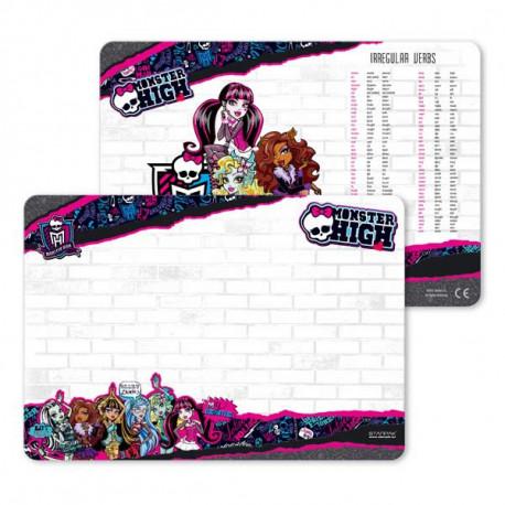 Pizarra de mesa Monster High