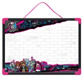 Tabla pizarra magnética Monster High