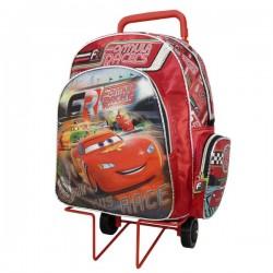 Sac à roulettes Cars Disney 40 CM Haut de Gamme trolley - Cartable