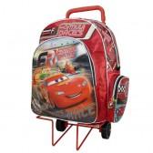 Carro Cars Disney 40 CM trolley alta calidad - bolsa satchel