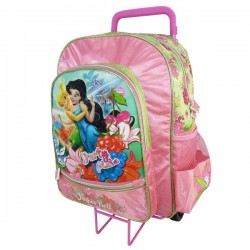 Rolling Backpack Tinkerbell 41 CM - Trolley
