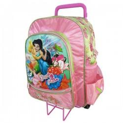 Backpack Tinkerbell 41 CM trolley premium skateboard