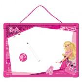 Tableau ardoise magnétique Barbie