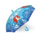 Paraguas de Sirenita 45 cm