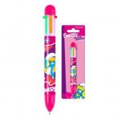 Pen multi-color Smurfs