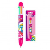 Penna multicolore Puffi